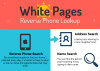 White Pages Reverse Phone Lookup