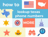 How to Lookup Phone Numbers in Texas and More