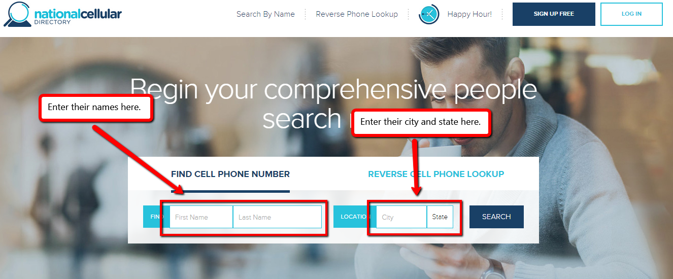 8 Ways on How to Find Someone's Cell Phone Number for Free