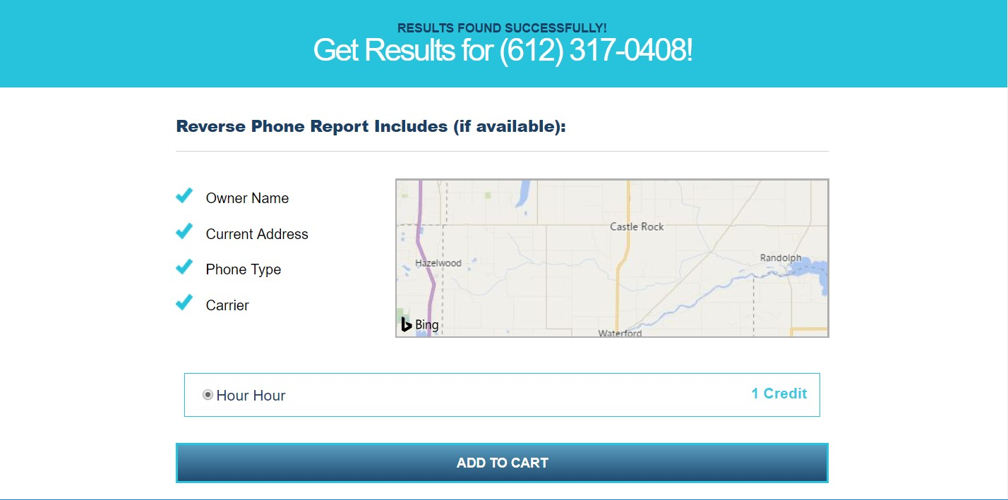 reverse phone search cellular