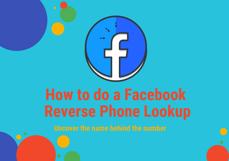 How to do a Facebook Reverse Phone Lookup
