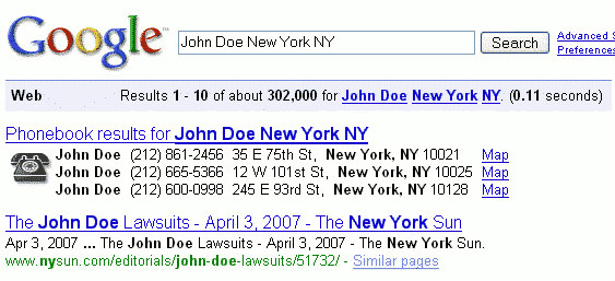 How to use Google to Find Phone Numbers (2018 Updated)