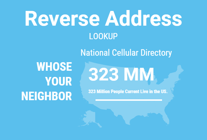reverse address lookup
