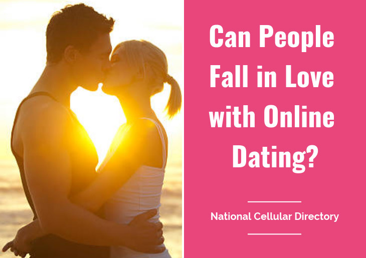 Can People Fall in Love with Online Dating?