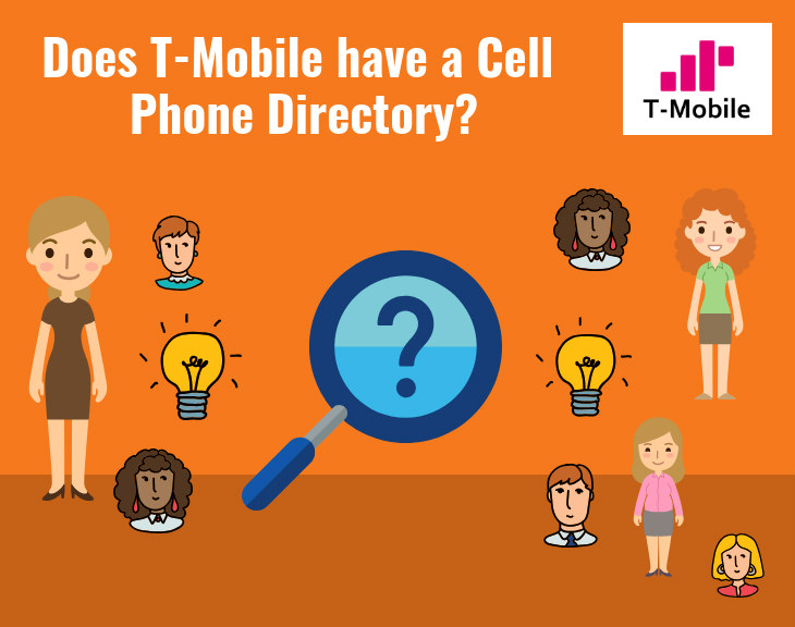 T-Mobile Cell Phone Directory